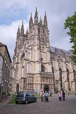 カンタベリー大聖堂の画像 p1_6