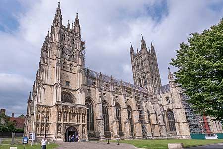 カンタベリー大聖堂の画像 p1_5