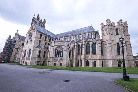 カンタベリー大聖堂の画像 p1_17